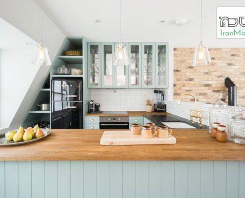 10 روش استفاده از رنگ مشکی و رنگ های تیره در دکوراسیون منزل