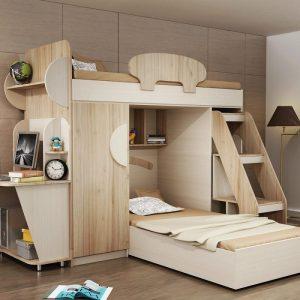 تخت دو طبقه کشویی و مشخصات فنی آن