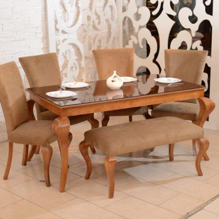 مدل میز ناهار خوری سلطنتی و انواع آن