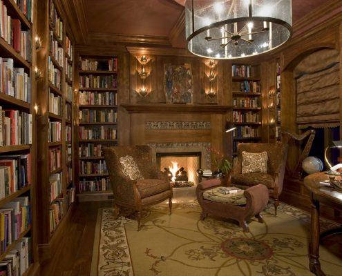 کتابخانه جدید