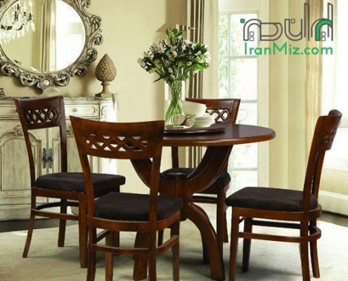 انواع میز ناهار خوری ارزان قیمت و با کیفیت