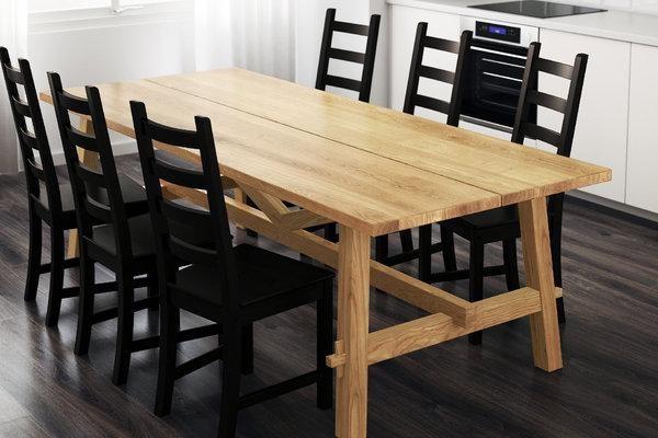 میز ناهار خوری ساده