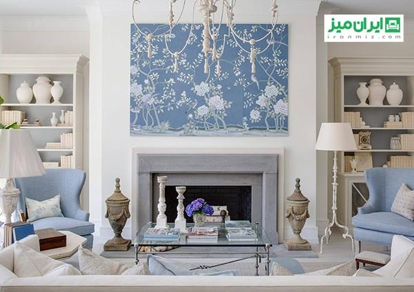 6 نکته مهم تزئین اتاق نشیمن