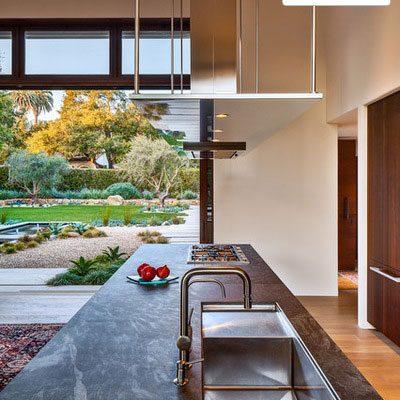 8 روش برای ایجاد فضا در آشپزخانه
