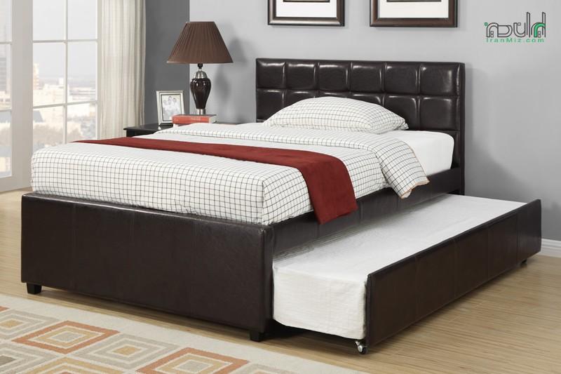 سایز انواع تخت خواب