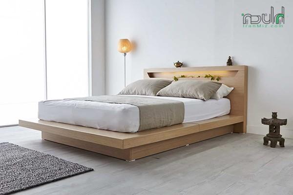 خرید آنلاین تخت خواب