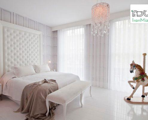 چرا سرویس خواب سفید رنگ بخریم؟