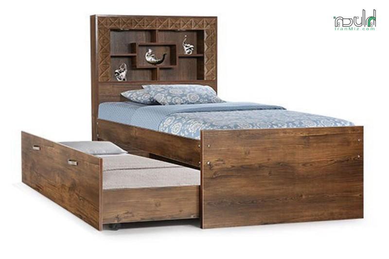 تخت خواب کشویی یا میزبان میهمان