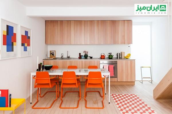 راهکارهایی برای داشتن اتاق غذاخوری زیبا