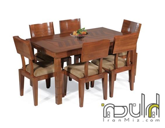 آشنایی با انواع میز ناهارخوری