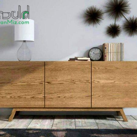 میز آینه و کنسول: راهنمای خرید اسند و میزکنسول بعنوان میز تلویزیون