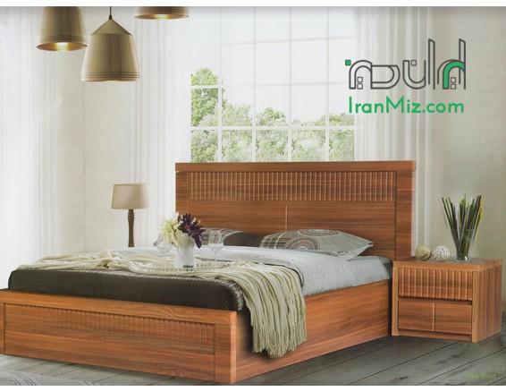قیمت سرویس خواب چوبی