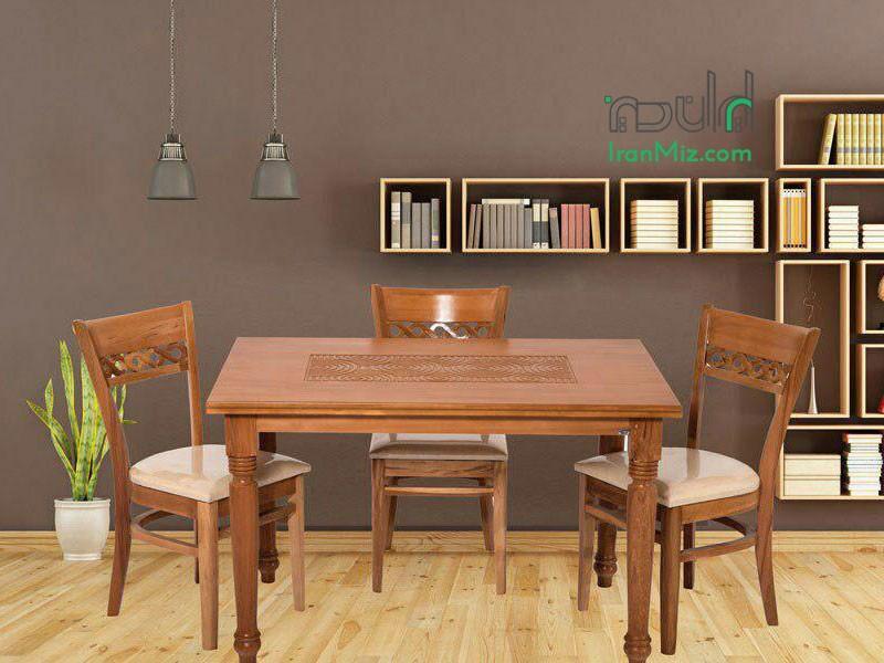 ارتفاع ایده آل صندلی و میز ناهارخوری
