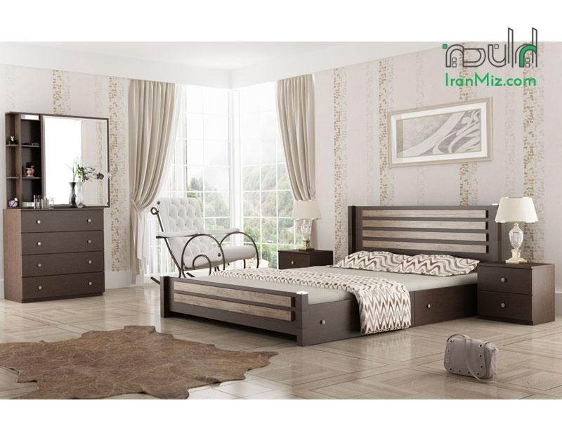 آشنایی با انواع تخت خواب