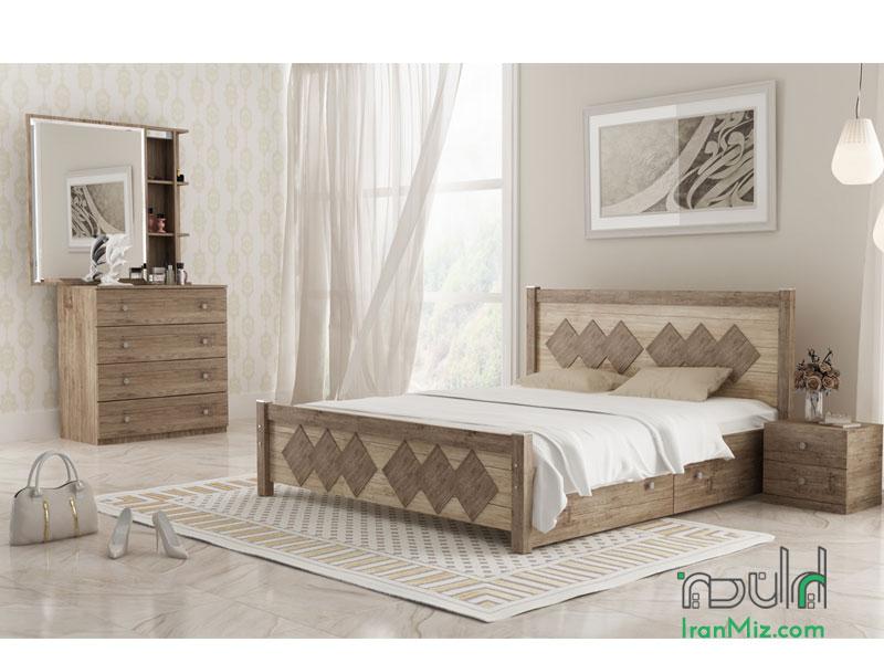 خرید تخت دو نفره