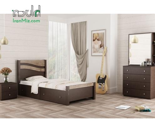 شناخت ویژگی های تخت خواب استاندارد