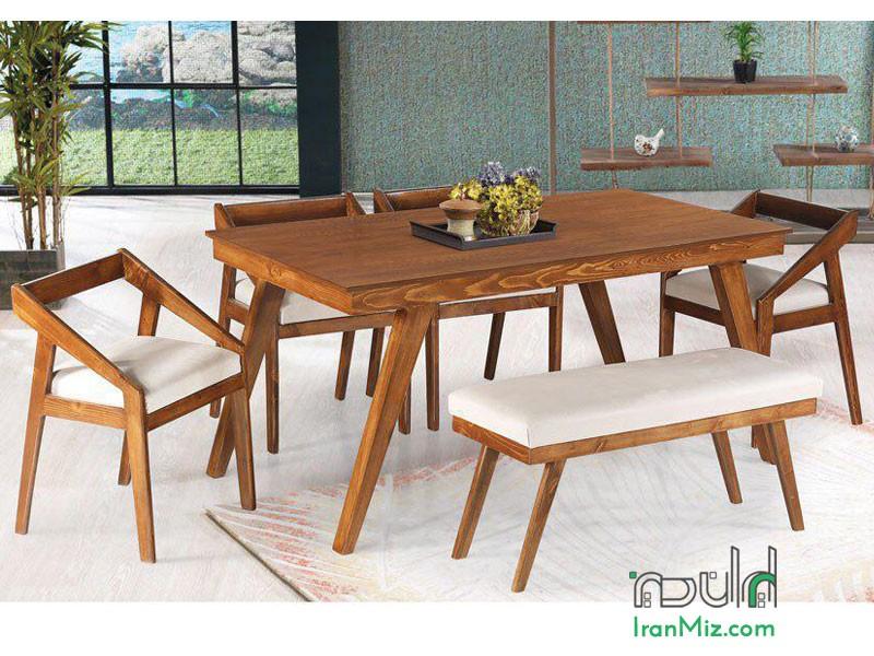 نکات کلیدی در مورد میز ناهارخوری چوبی