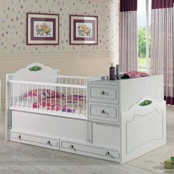 تخت کودک تارا