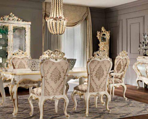 ویژگی مدل میزهای ناهار خوری سلطنتی
