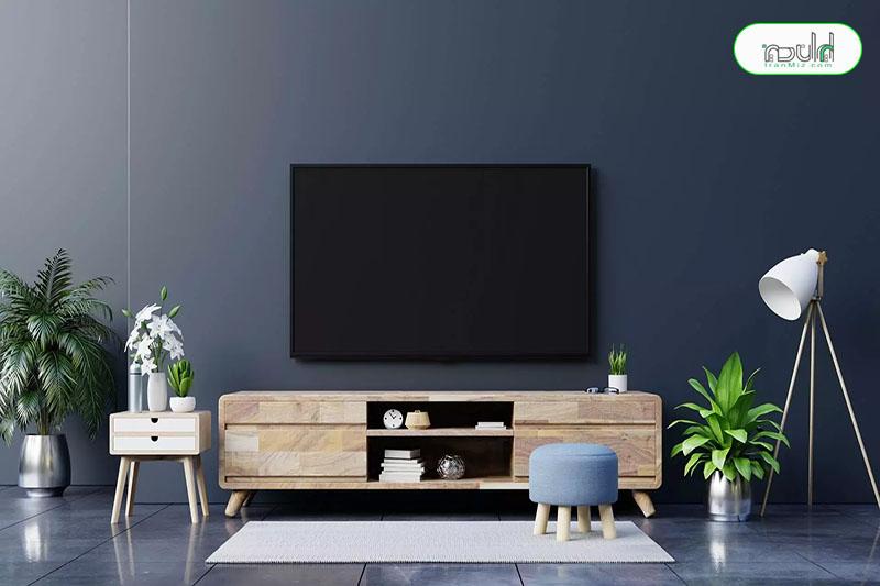 آشنایی با انواع میز تلویزیون