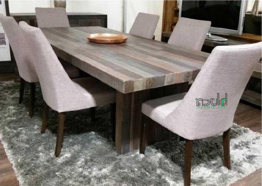 راهنمای خرید میز ناهارخوری چوبی
