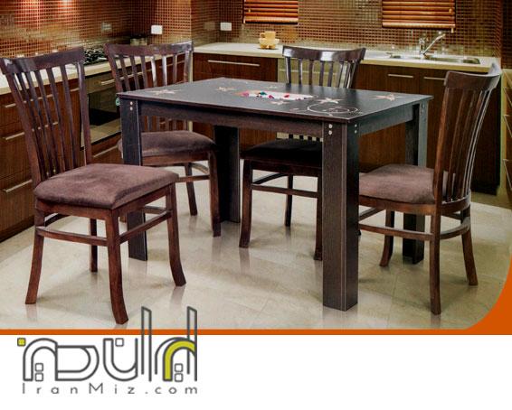 میز ناهارخوری HN 76