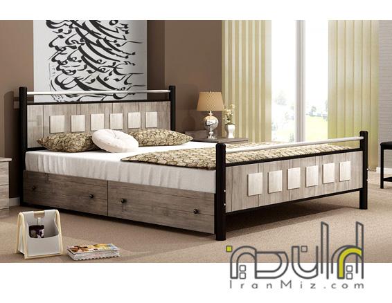 تخت دو نفره لاریسا