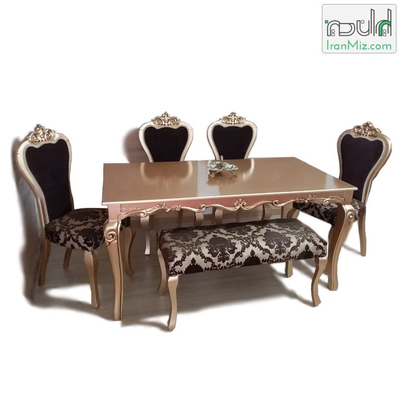 میز ناهارخوری ساینا