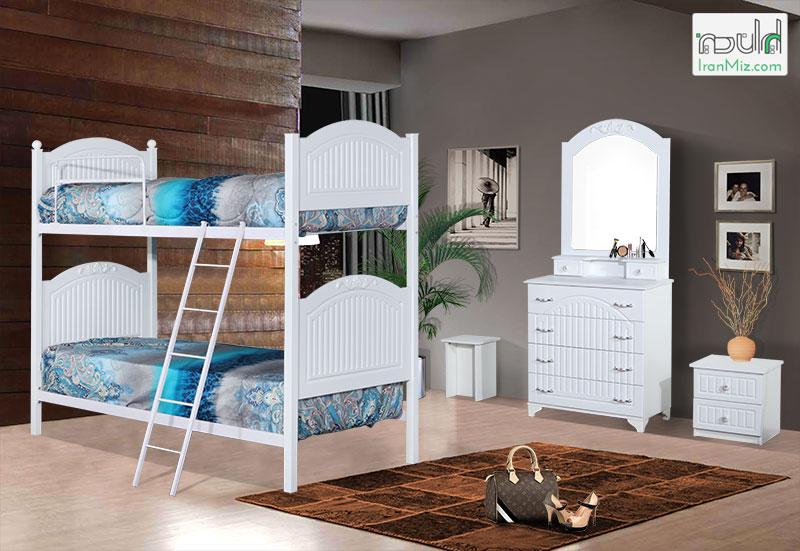 تخت دوطبقه سپند