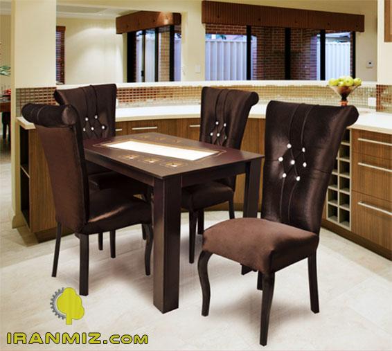 میز ناهار خوری HN 50