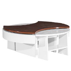میز تلویزیون مدل میز جلومبلی ژینا