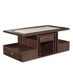 میز تلویزیون مدل میز جلومبلی پوپک