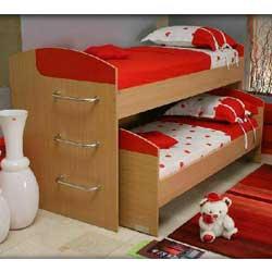 تخت دو طبقه مرلین