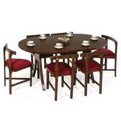 میز ناهارخوری هامان