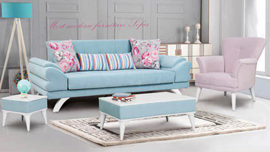 میز تلویزیون مدل مبل هیمالیا