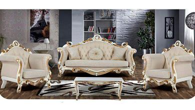 میز تلویزیون مدل مبل کلاسیک رامونا