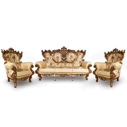 میز تلویزیون مدل مبل کلاسیک داتیس