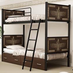 تخت دو طبقه اهورا
