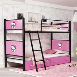 تخت دو طبقه لوسی