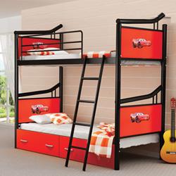 تخت دو طبقه مک کوئین