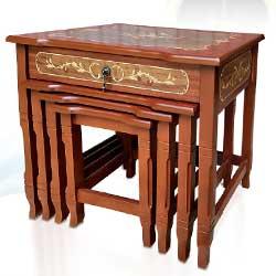 میز جلو مبلی یلدا