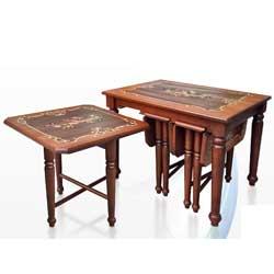 میز جلومبلی شیبا