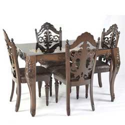 میز ناهار خوری نسترن