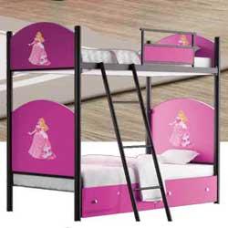 تخت دو طبقه فانیما
