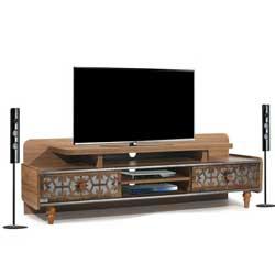 میز تلویزیون چوبین