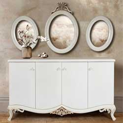 آینه و کنسول آرزو