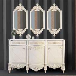 آینه و کنسول امیلیا