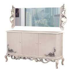 آینه و میز کنسول سورنا