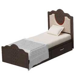 تخت یک نفره شیما