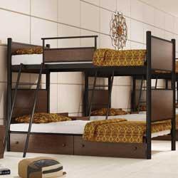 تخت دو طبقه تیکا